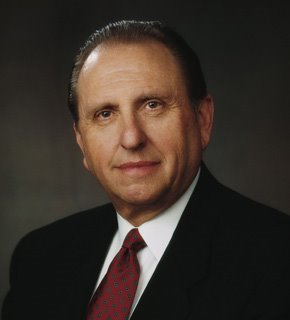 The Living Prophet: Thomas S. Monson