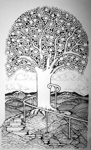iron rod coloring pages - photo#14