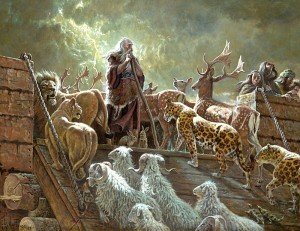 How well do you know the story of Noah and the Flood?