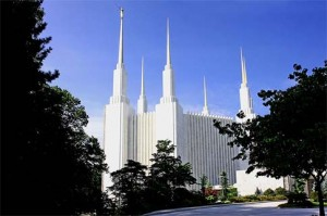 The Washington DC Temple
