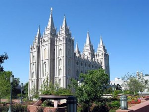 Salt Lake City, Utah LDS Temple