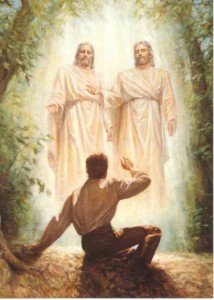 Joseph Smith described in detail a visitation from God the Father and Jesus Christ.