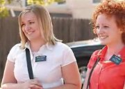 Two female LDS Missionaries