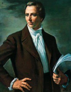The Prophet Joseph Smith- Alvin Gittins