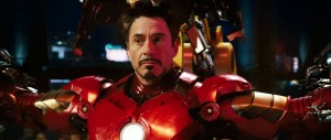 Iron Man II Tony Stark
