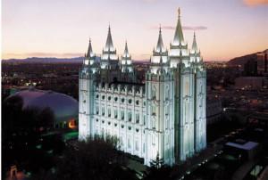 The Salt Lake City Temple